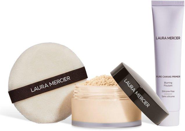 Translucent Loose Setting Powder & Primer Duo Set