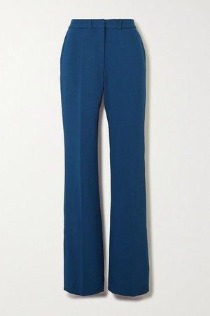 Victoria, Victoria Beckham | Victoria woven flared pants | NET-A-PORTER.COM