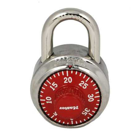 Master Lock 1503 Combination Padlock - Ironmongeryforyou
