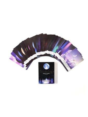 1box Planet Tarot Card | ROMWE USA