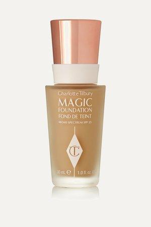 Magic Foundation Flawless Long-lasting Coverage Spf15 - Shade 6, 30ml