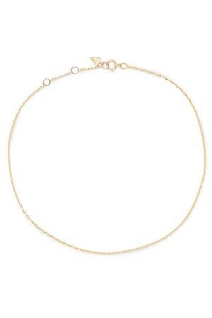 LOREN STEWART 14-karat gold anklet
