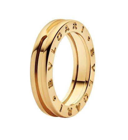 Bulgari ring (€1.140)