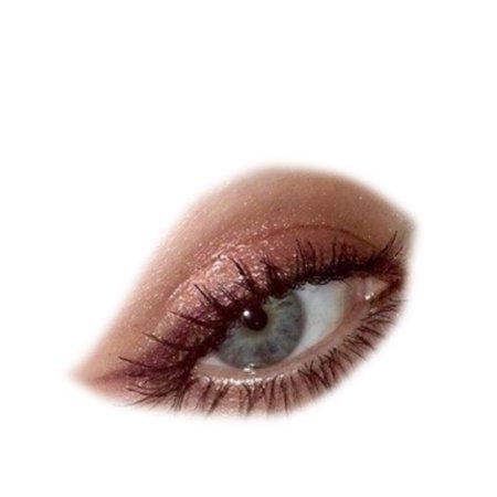 brown eye png