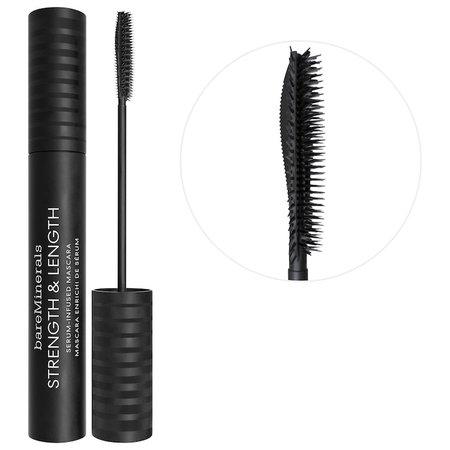 Strength & Length Serum-Infused Mascara - bareMinerals | Sephora