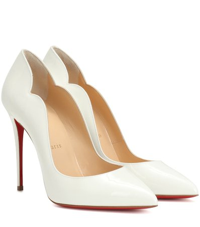Exclusive To Mytheresa – Hot Chick 100 Patent Leather Pumps | Christian Louboutin - mytheresa.com