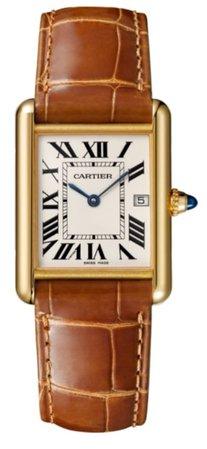 Cartier Tank Louis Carter Watch, Large ($9.750)