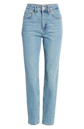 BDG Urban Outfitters Women's High Waist Mom Jeans (Dark Vintage) | Nordstrom