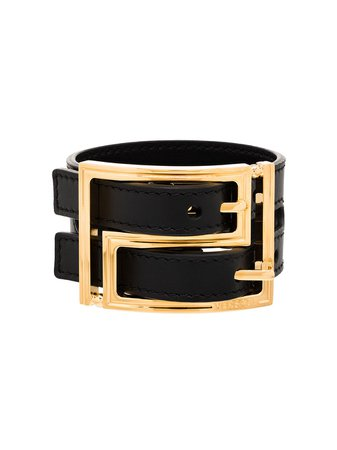 Versace Double Wrap Bracelet - Farfetch
