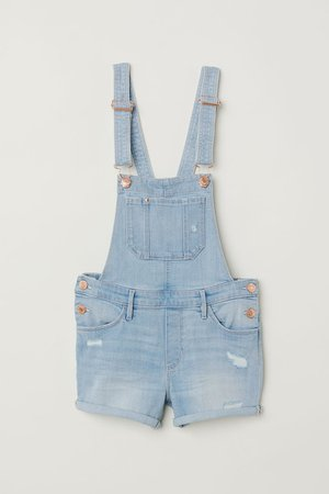 Shorts   Light blue denim   KIDS   H&M US