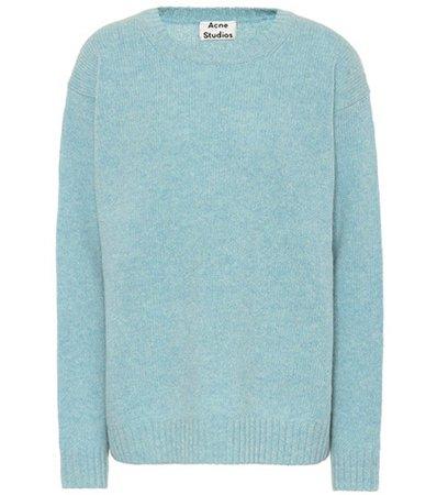 Samara wool sweater