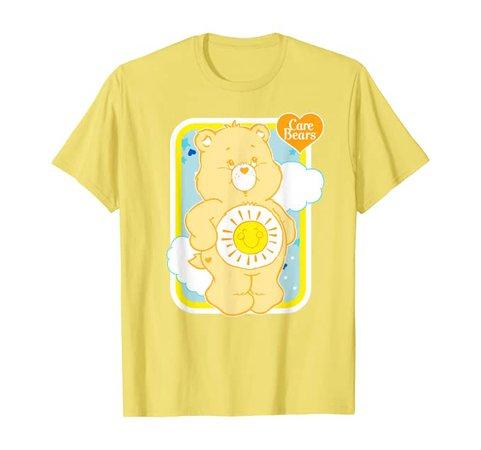Amazon.com: Care Bears Funshine Bear T-Shirt: Clothing