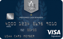 USAA Visa Credit Cards®: Offers & Rewards | USAA