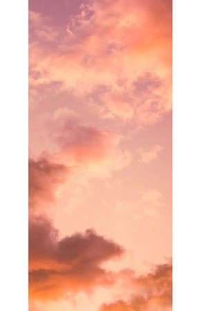 orange cream sky