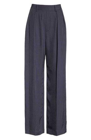 Vince High Waist Wide Leg Pants | Nordstrom