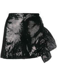 Laneus Sequin Embellished Skirt - Farfetch