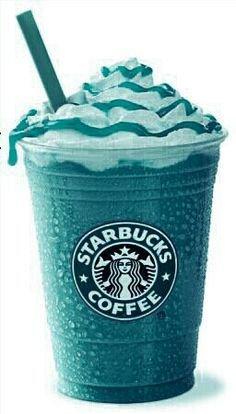 mermaid latte Starbucks - Google Search