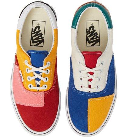 Vans Patchwork Era Sneaker (Women) | Nordstrom