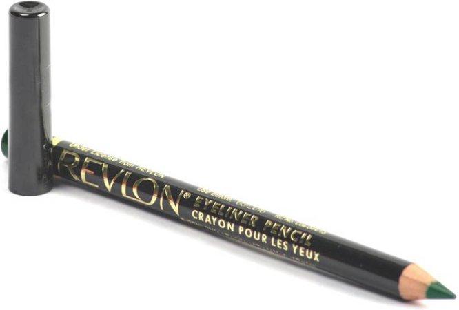 Revlon Eyeliner Pencil Crayon Pour Les Yeux - Green 1.14 g - Price in India, Buy Revlon Eyeliner Pencil Crayon Pour Les Yeux - Green 1.14 g Online In India, Reviews, Ratings & Features | Flipkart.com