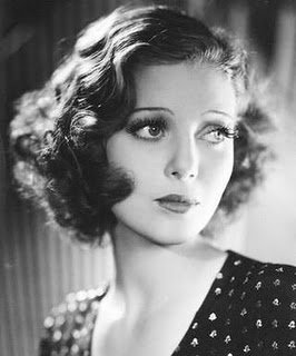 Vintage Dress Ups: 1930's Hair and Make-up