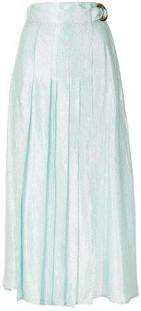Lia pleated skirt