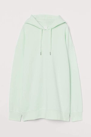 Oversized Hoodie - Green