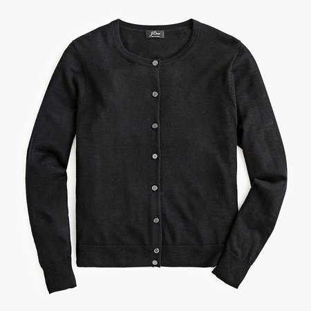 J.Crew: Featherweight Cashmere Cardigan