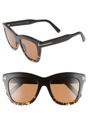 Tom Ford Julie 52mm Sunglasses   Nordstrom