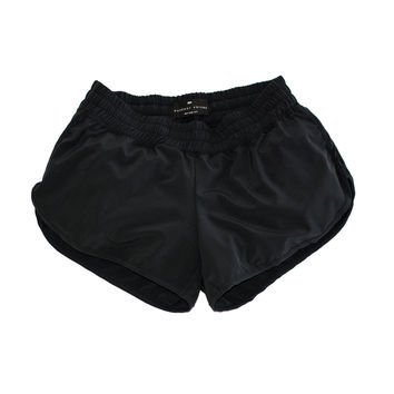 silky athletic shorts