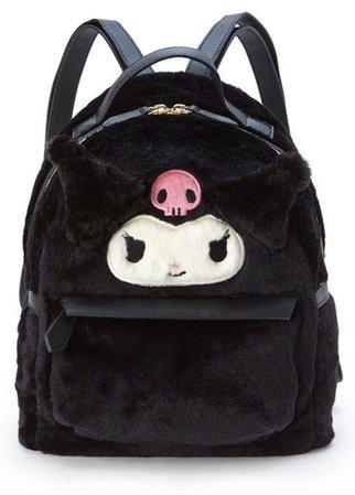 Kuromi mini backpack