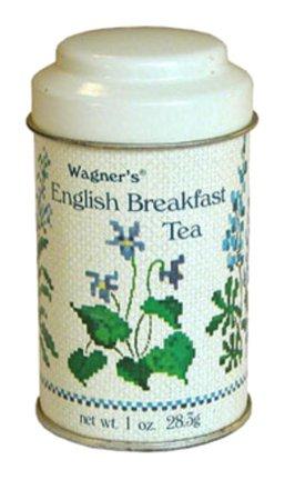 English tea filler png blue green white