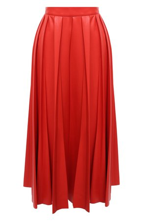 Женская красная юбка MSGM — купить за 49950 руб. в интернет-магазине ЦУМ, арт. 2941MDD29P 207652