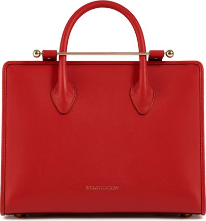 Red Business Purse