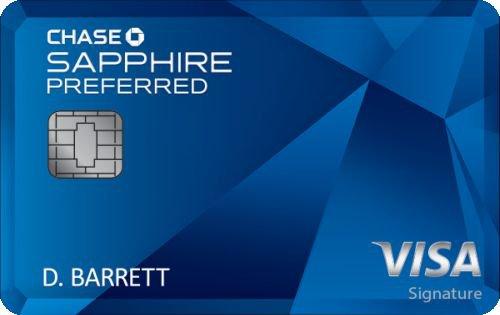 Chase Visa Card
