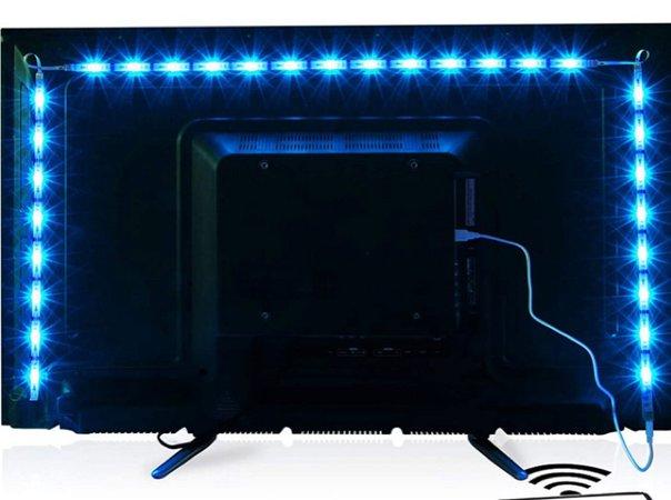 led tv lights
