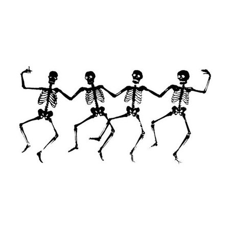 skeleton dance dance