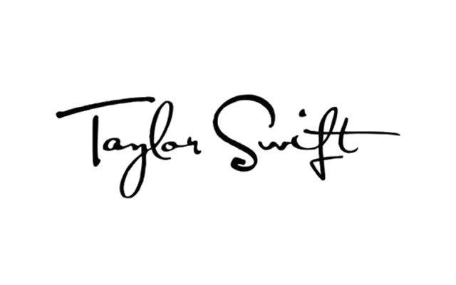 Taylor Swift Signature