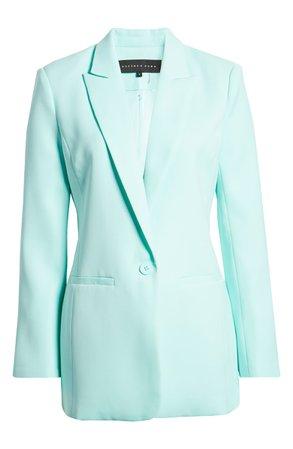 Endless Rose Tailored Single Button Blazer | Nordstrom
