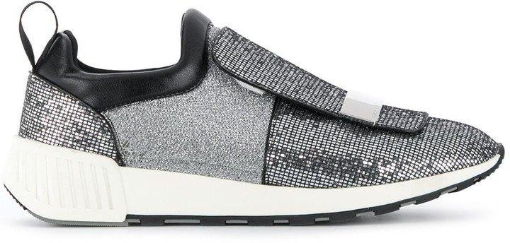 Running mesh sneakers