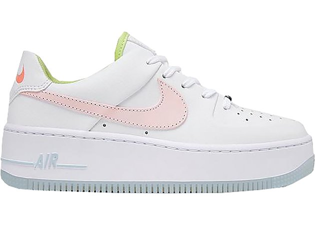 Nike Air Force 1 Sage Low One Of One (W) - CW5566-100