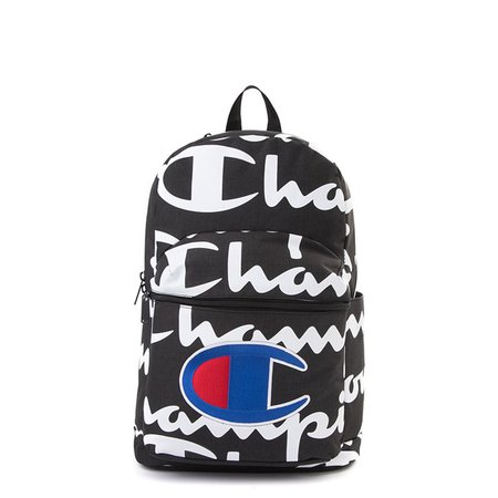 Champion Life™ Supercize 2.0 Backpack - Black / White | Journeys