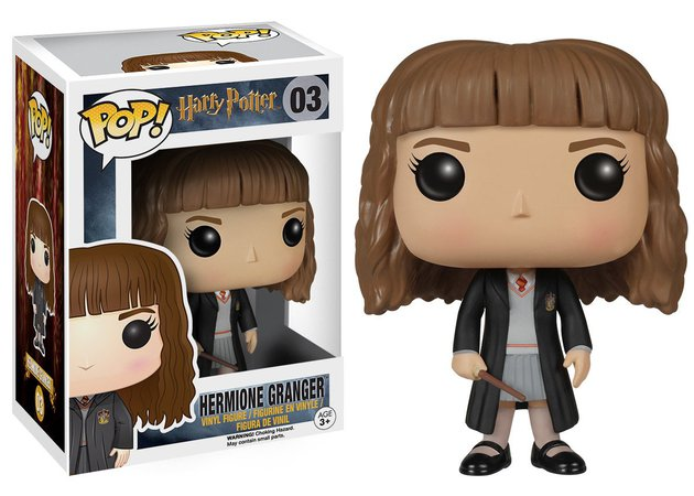 Pop! Movies: Harry Potter - Hermione Granger | Harry Potter | Catalog | Funko