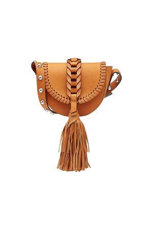 Mini Leather Cross Body Bag Gr. One Size