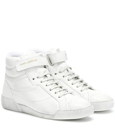 Lenny leather sneakers