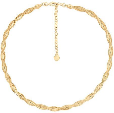 Gia Twist Necklace
