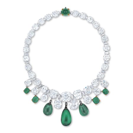 Boucheron, Emerald necklace