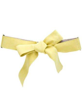 Missoni Bow Design Belt - Farfetch