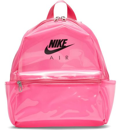 Nike Mini JDI Clear Backpack | Nordstrom