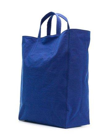 Lyst - Acne Baker M Bag in Blue