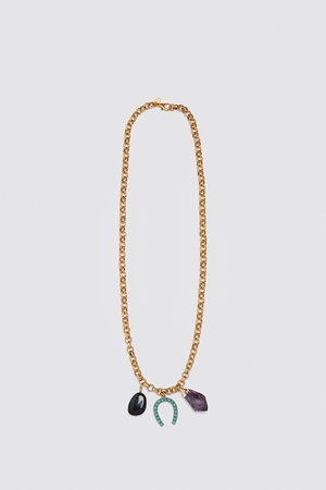 CHARM NECKLACE | ZARA Netherlands